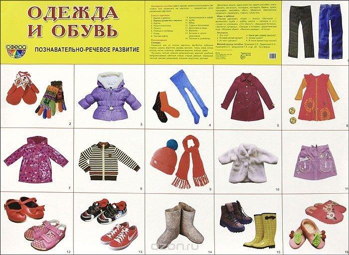 Картинки для детей зимняя одежда и обувь, уральский открытки открытки