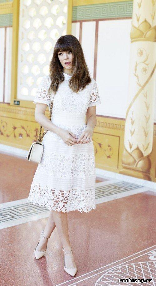 Лето 2015 Одежда Женская