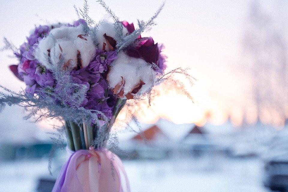нежные картинки с снегом