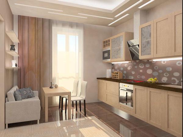 коттедже интерьер кухни с балконной дверью избранное) (скачать)
