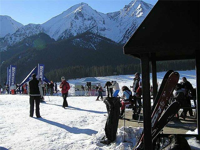 Крупнейшие горнолыжные курорты Словакии