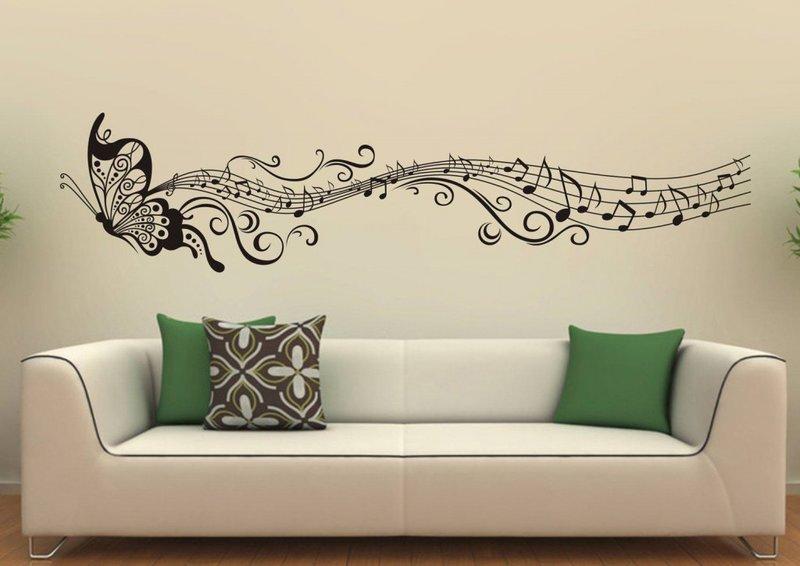 фото рисунок на стене