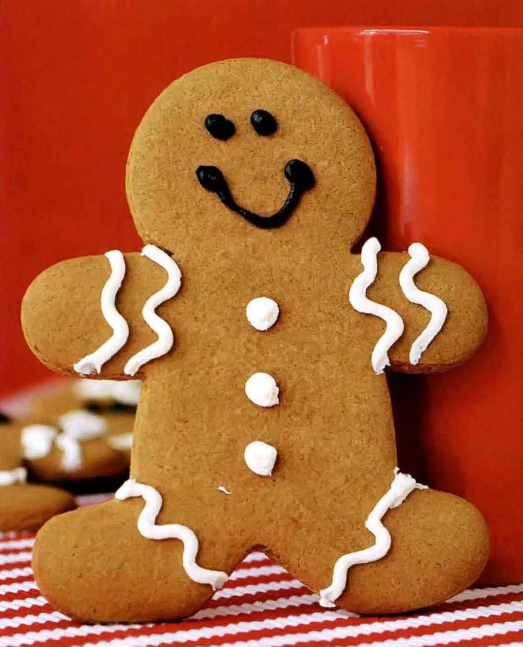 Картинка печенье в виде человека
