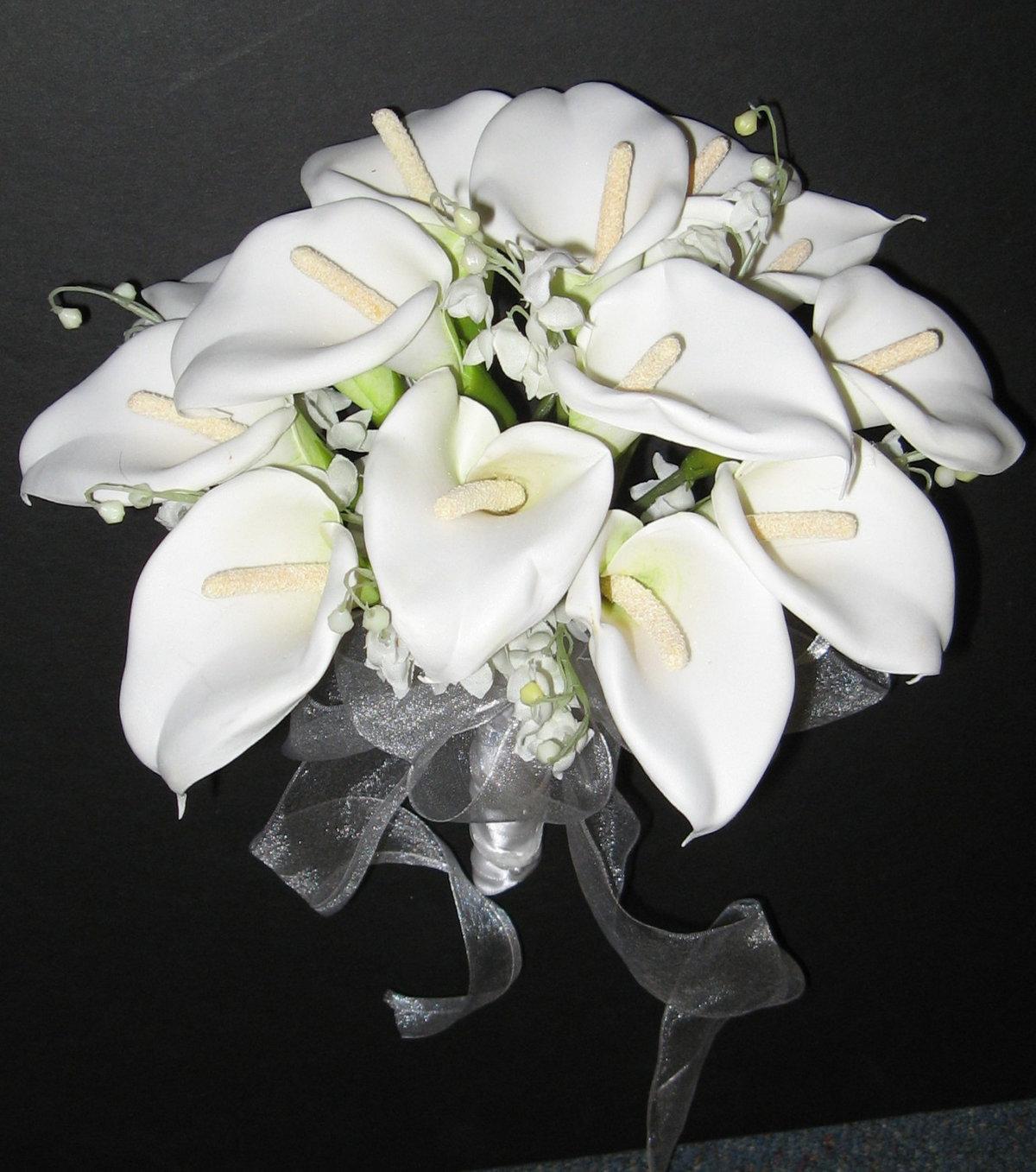 Цветов омск, букеты цветов из каллов