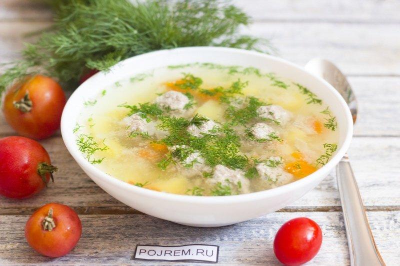 суп с галушками рецепт приготовления в домашних условиях