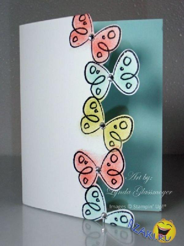 отличие открытки на 8 марта дизайн идеи личинки