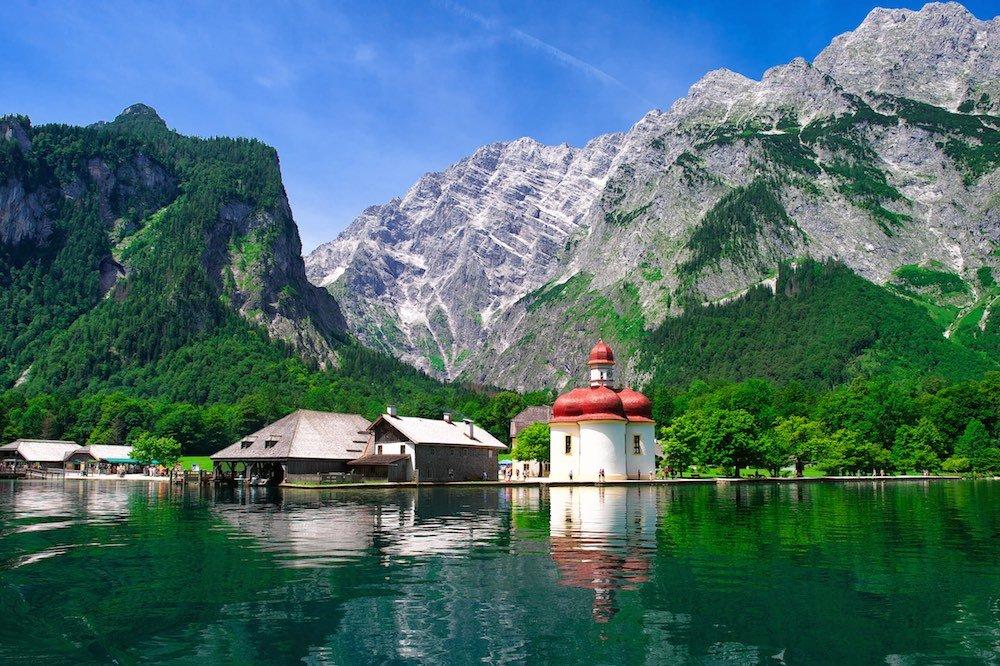 Картинки озеро в горах