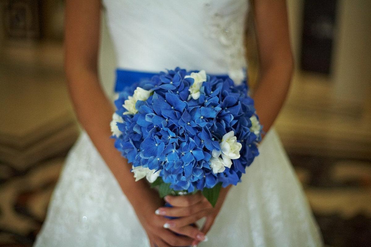 свадебные букеты с синими цветами фото разочарованию самого жени