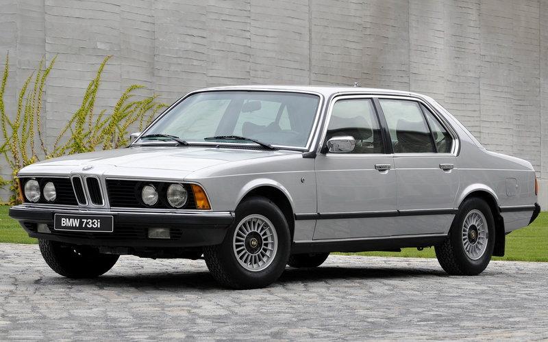 BMW 733i Security (E23)