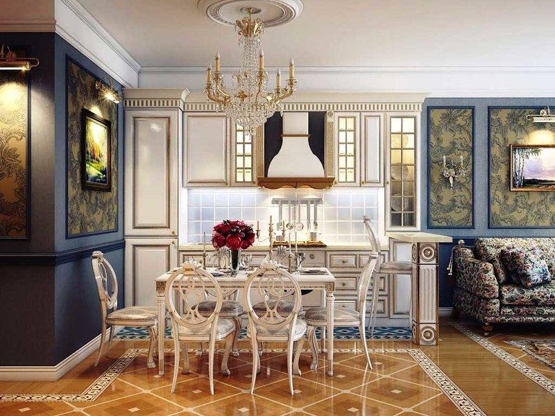 Кухня в стиле прованс - это дань любви и миру в доме, романтическому и воздушному настроению, добротным предметам мебели и самостоятельно созданным декор-элементам. Попробуйте!
