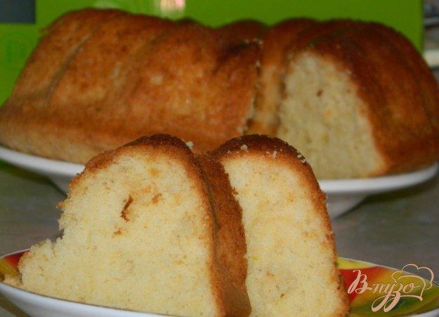 Рецепт кекса в духовке с маргарином
