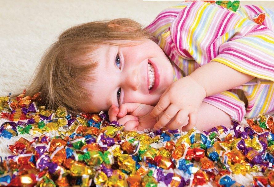 Картинки со сладостями для детей, юбилей