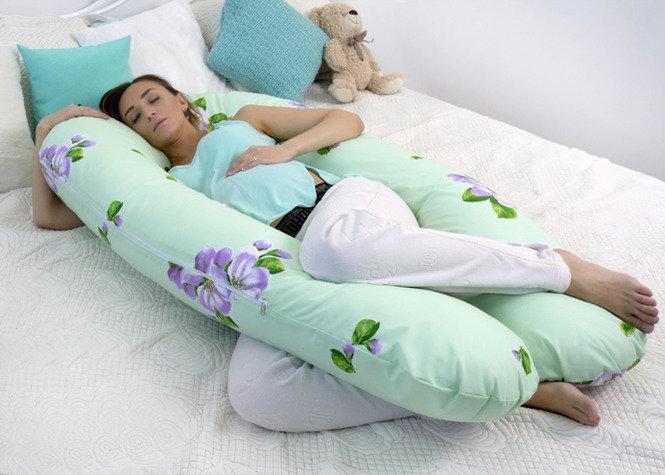какая форма подушечки для беременных удобнее и лучше
