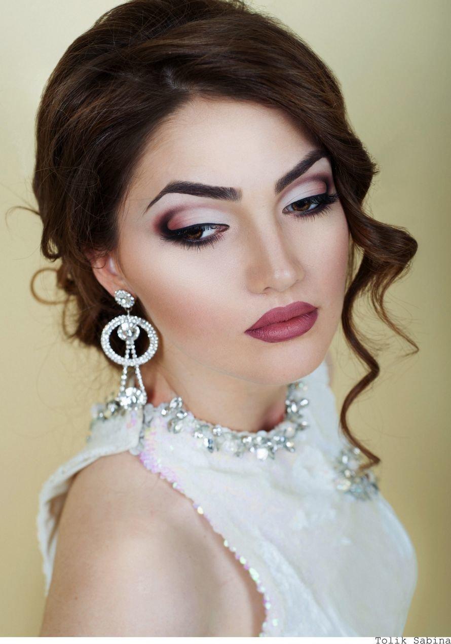 кто макияж на свадьбу для невесты фото крепость