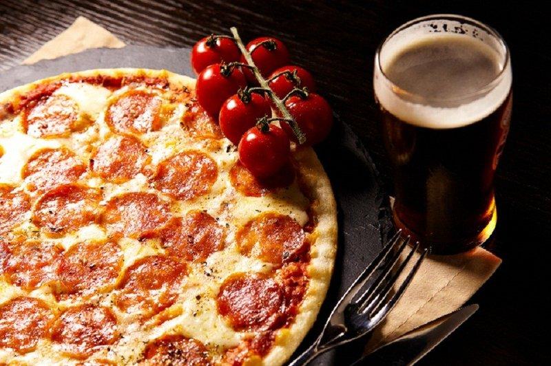 Пицца пепперони рецепт с фото