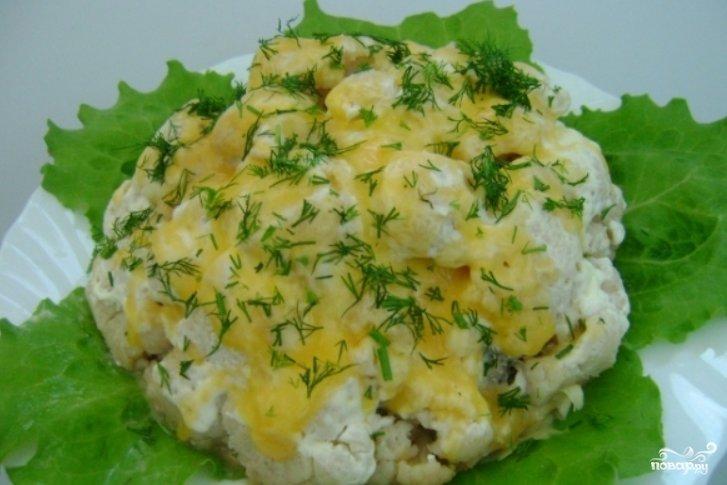 блюда из капусты цветной рецепты в мультиварке