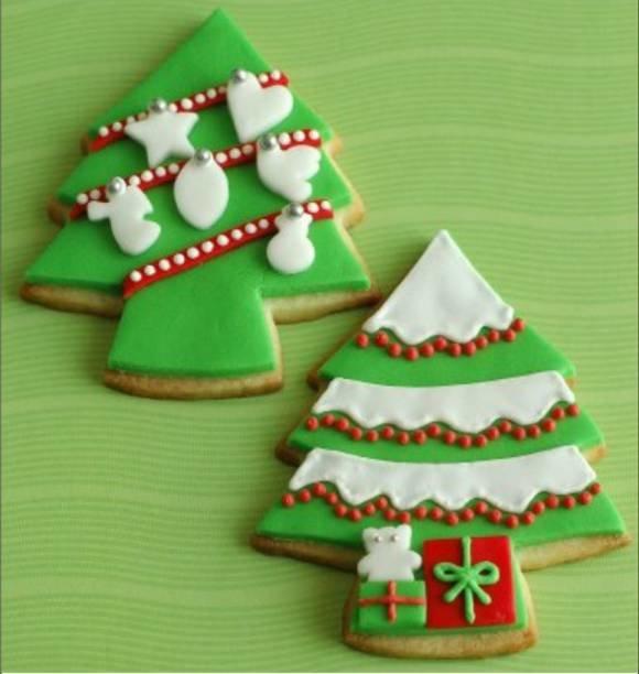 Детское новогоднее печенье рецепт