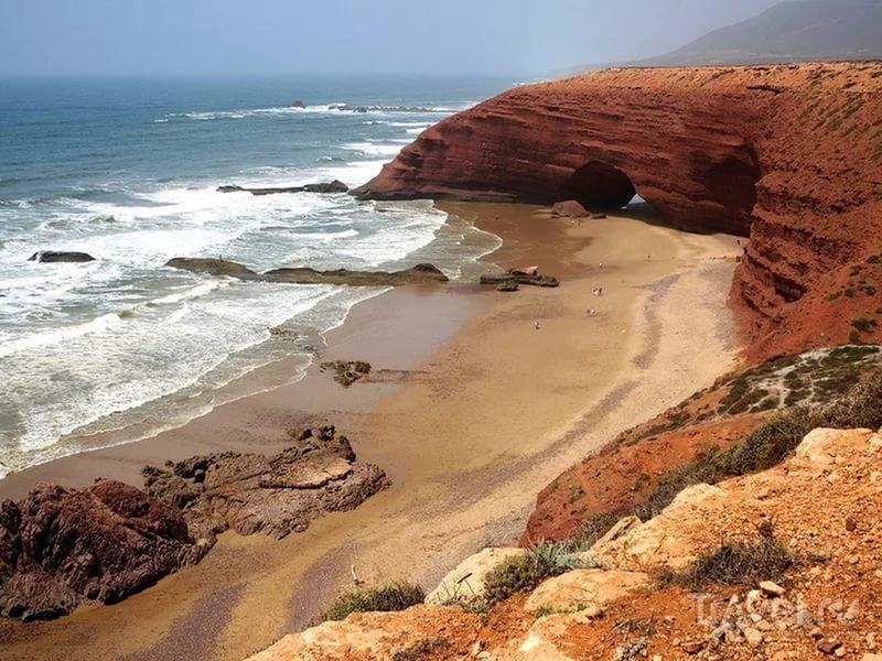 некоторых фотографии побережья марокко город проходят федеральные
