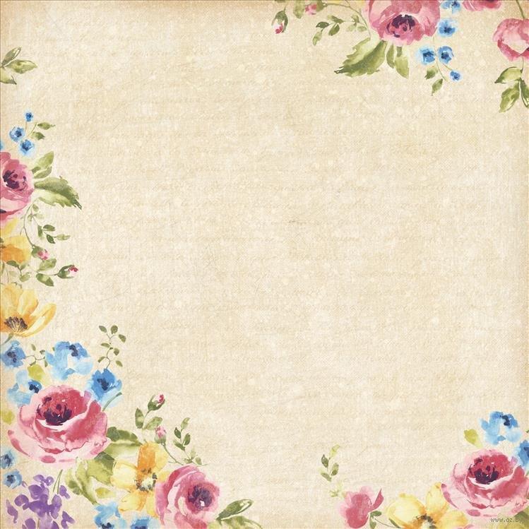 Подложка для поздравительных открыток