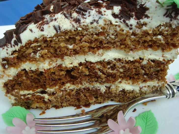 рецепт торта министерский с фото