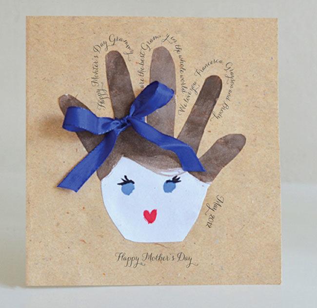 Колобок, ребенку от мамы открытка