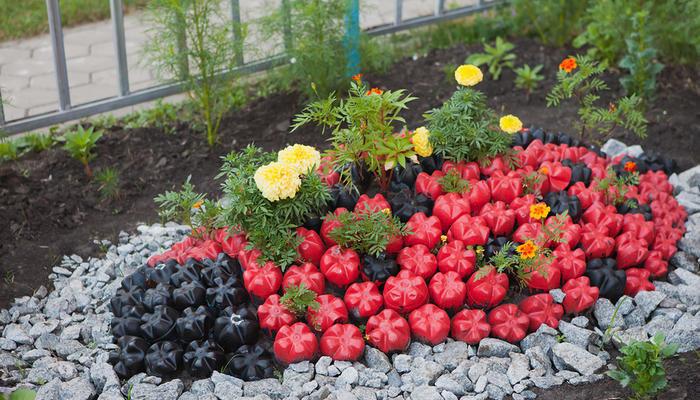 Поделки из овощей (104 фото) - для