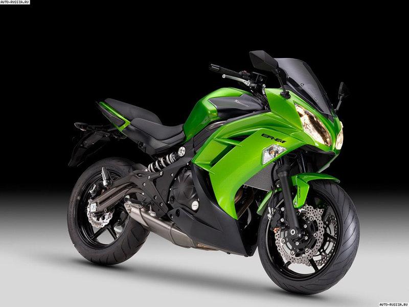 Обзор мотоцикла (скутера, квадроцикла) kawasaki er-6f: цена, фото