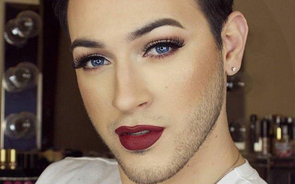 Фотосессия для мужчин макияж москва