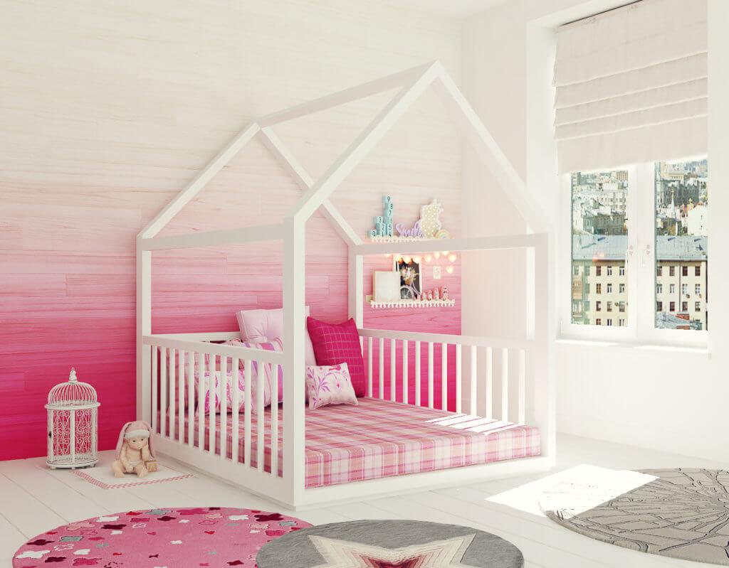 Дом на кроватки картинки