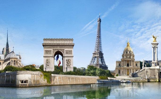 Достопримечательности Парижа Популярные достопримечательности Парижа
