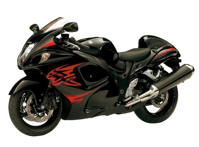 strong>Спортивные мотоциклы</strong> suzuki hayabusa — карточка от