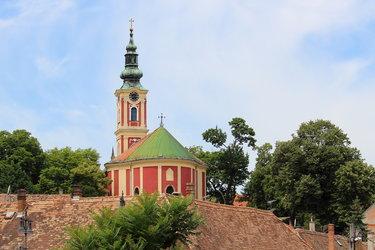 сербская церковь в сентендре венгрия