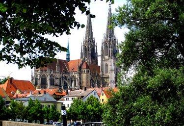 собор св петра в регенсбурге