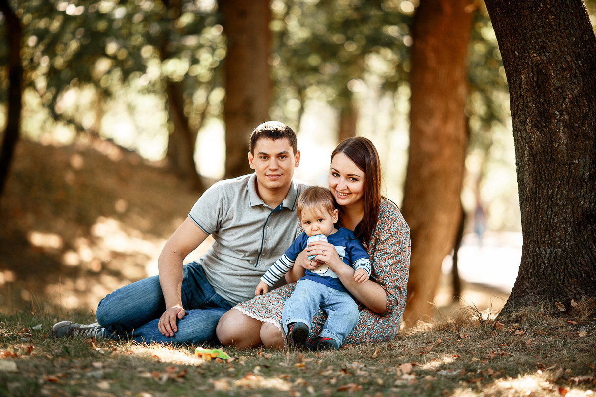 Где и сколько стоит сделать фотосъемку семьи
