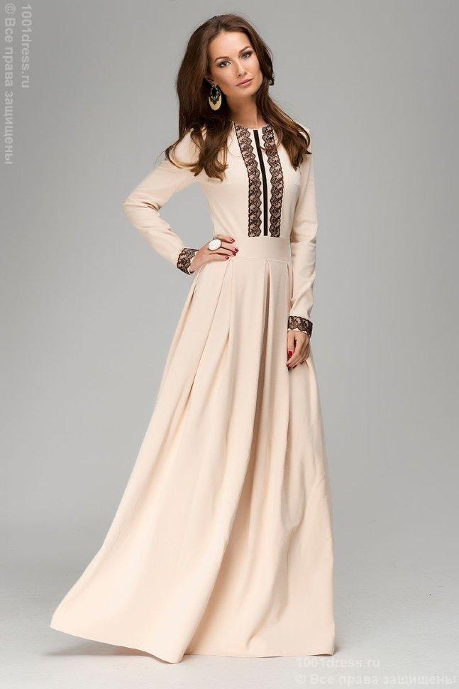 платье длинное фото