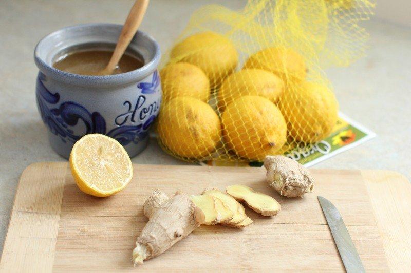 смесь имбиря меда и лимона для похудения