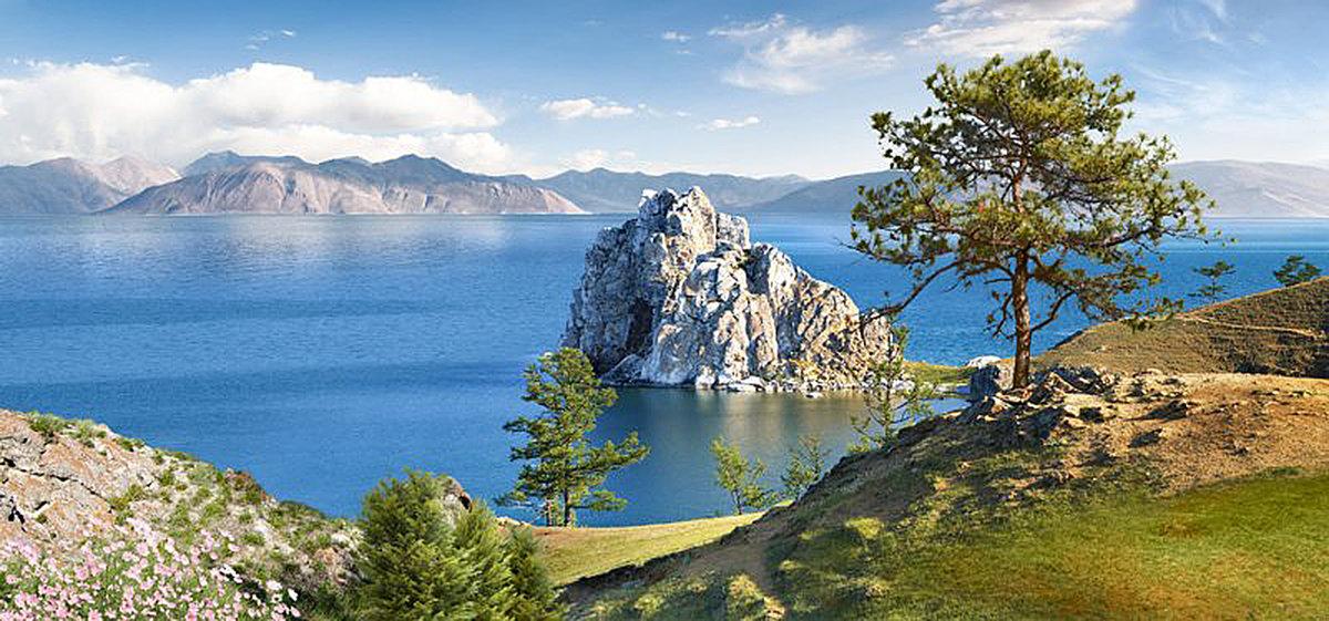 Открытки, картинки про россию природа