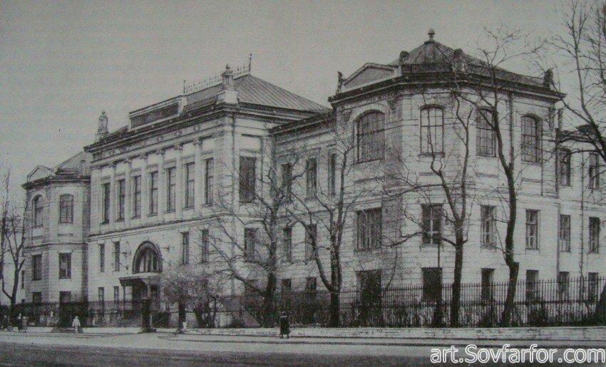 архитектруа концы 19 века
