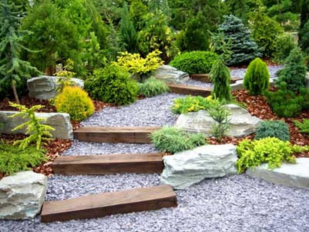 Country garden craft ideas\