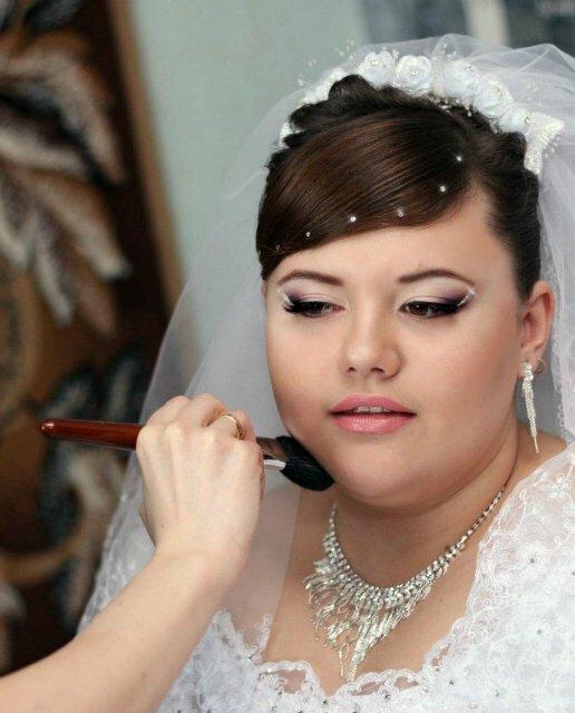 Ознакомиться с портфолио Юлии Дмитренко. Фото-примеры работ по макияжу, коррекции бровей и других услуг
