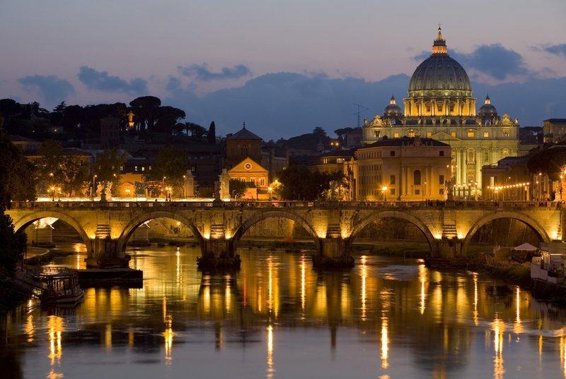 Собор Святого Петра, Ватикан, Италия.