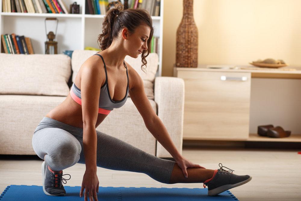 девушки делают упражнение онлайн конечно хороший член-это