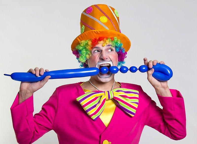 Клоуны на детский праздник от 1-3 года заказать анаматоров ребенку Агрохимическая улица (деревня Марушкино)