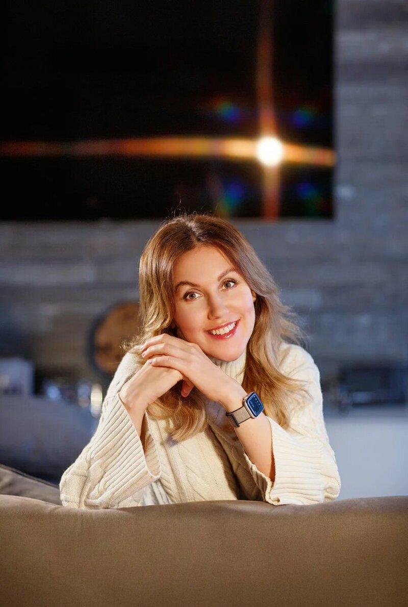 Юлия Махова, предприниматель, создатель бренда Tender Cashmere
