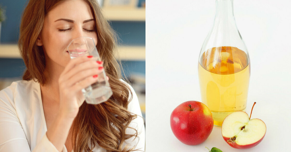 Как пить уксус для омоложения
