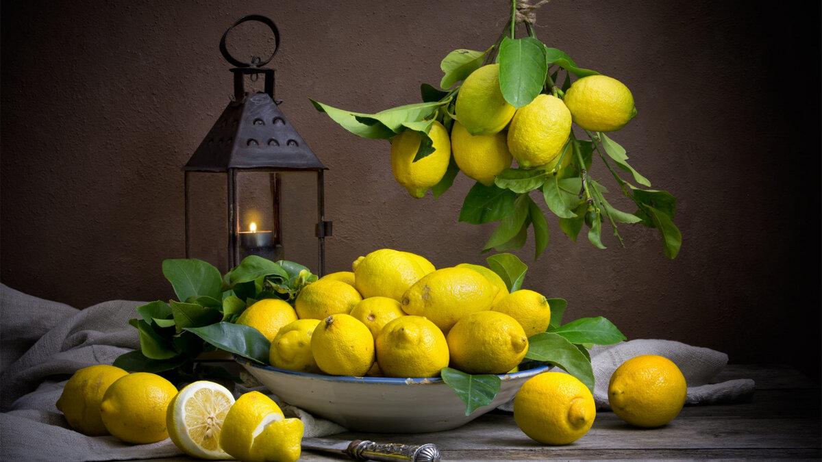 Лимоны - это молодильные яблоки, полезные свойства лимонов