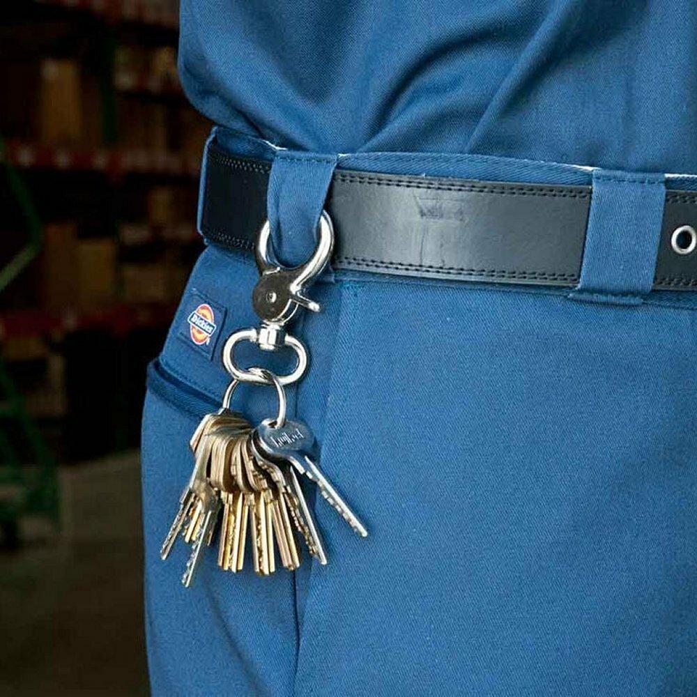 Держатель для ключей с кольцом