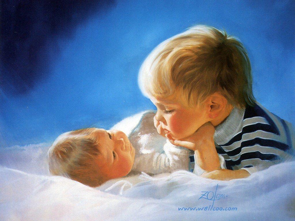 Открытки о любви к внукам и детям, открытки днем рождения