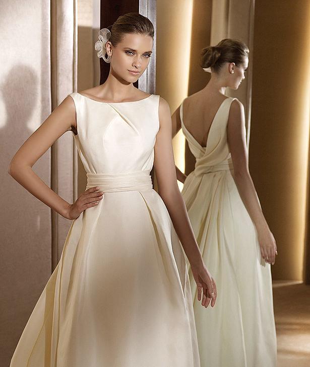 Дизайн свадебного платья