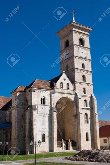 собор святого михаила (алба-юлия)